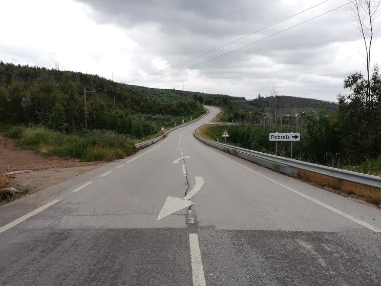 Estrada Pobrais 17 junho