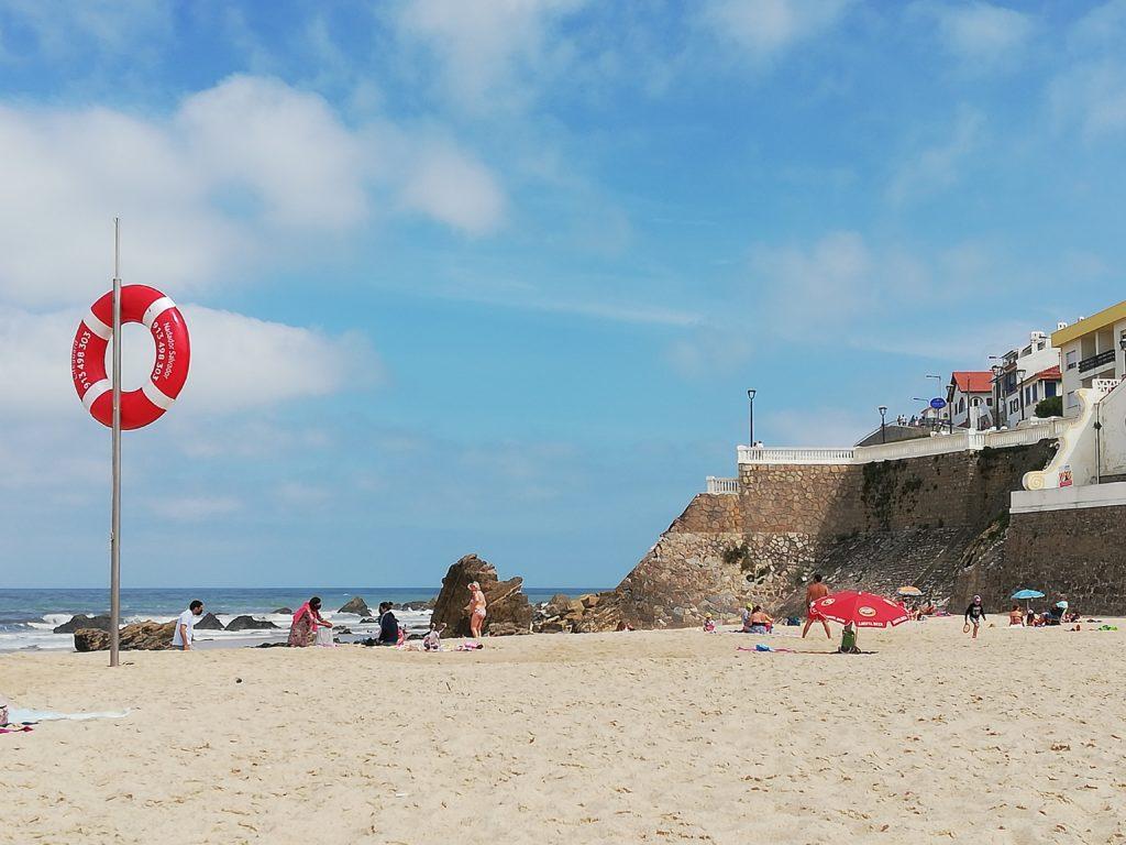 Praia São Pedro de Moel Areal