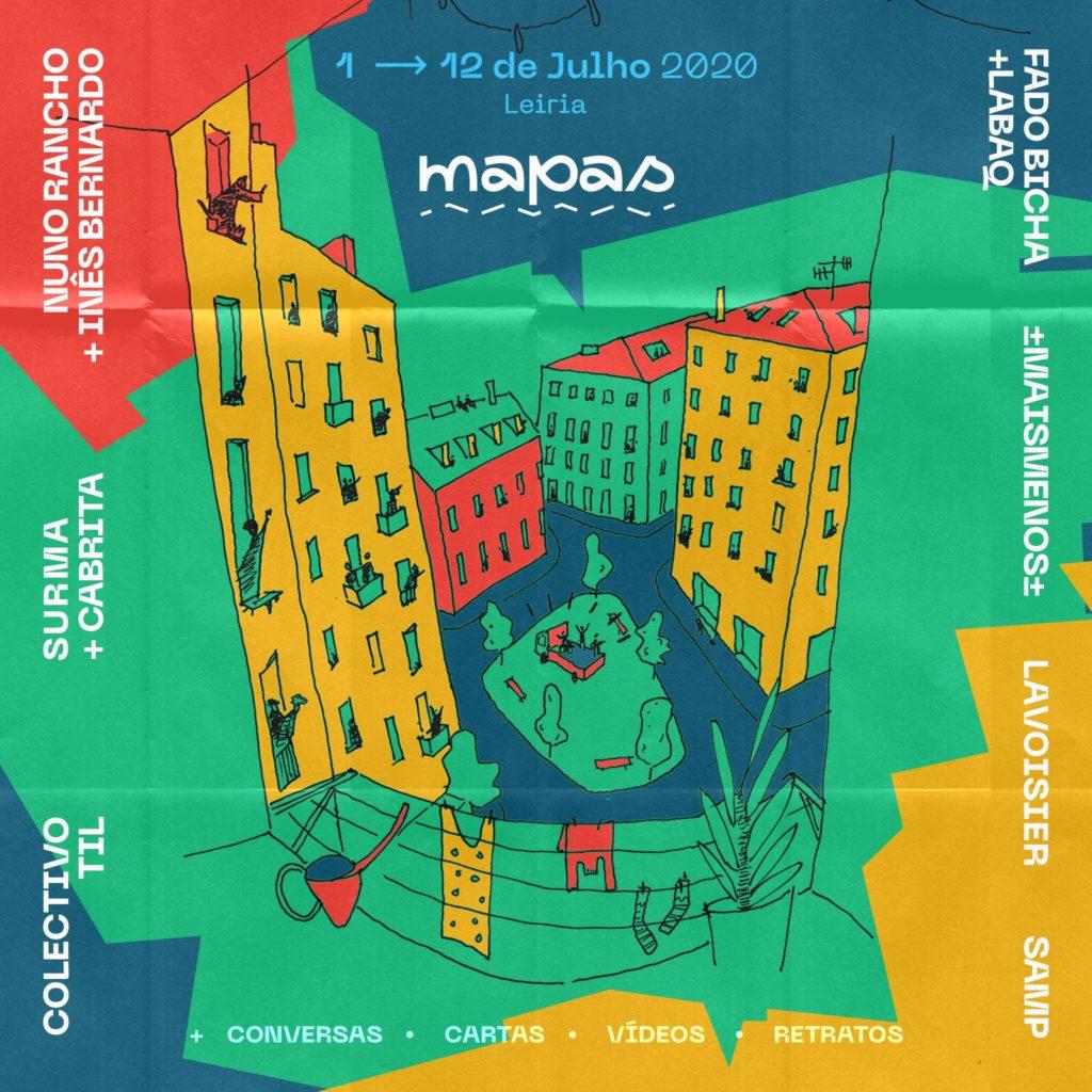 MAPAS 1 a 12 julho