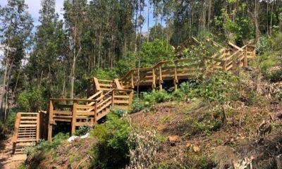 Passadiço São Simão (em construção)