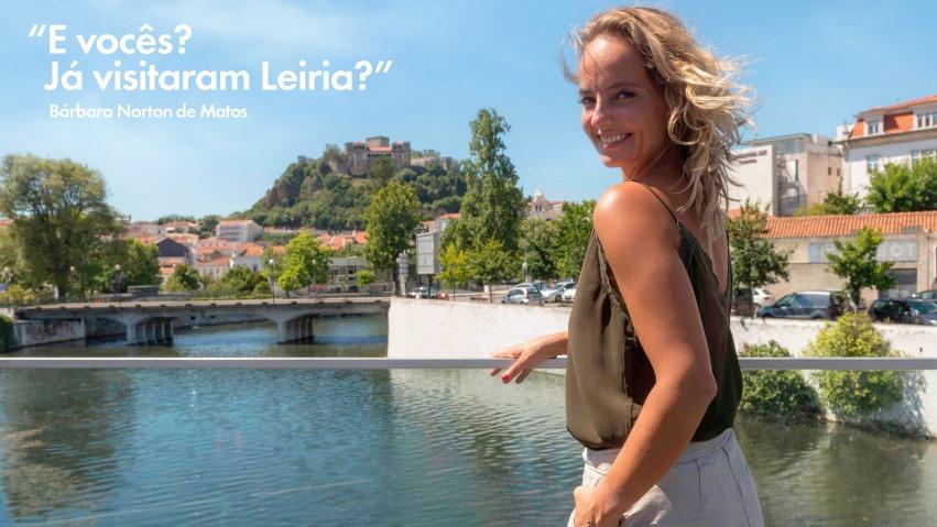 Bárbara Norton Matos Visita Leiria