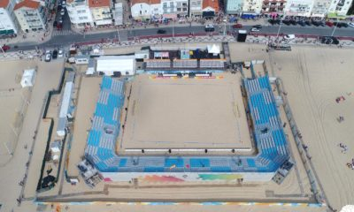 Estádio Viveiro na Nazaré