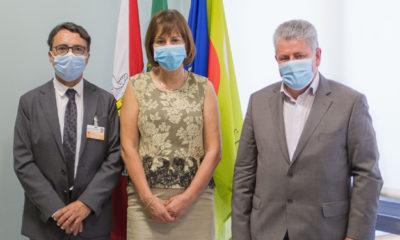 Grupo CAC apoia Hospital Leiria