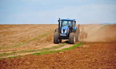 Trator Agricultura