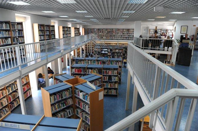 Biblioteca Leiria