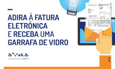 Campanha Fatura Eletrónica SMAS