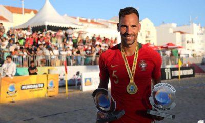 Jogador Jordan Santos