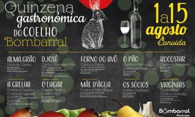 Quinzena Gastronómica Coelho
