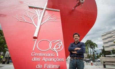 Escultor Fernando Crespo