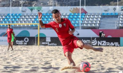 Portugal Futebol de Praia 2020