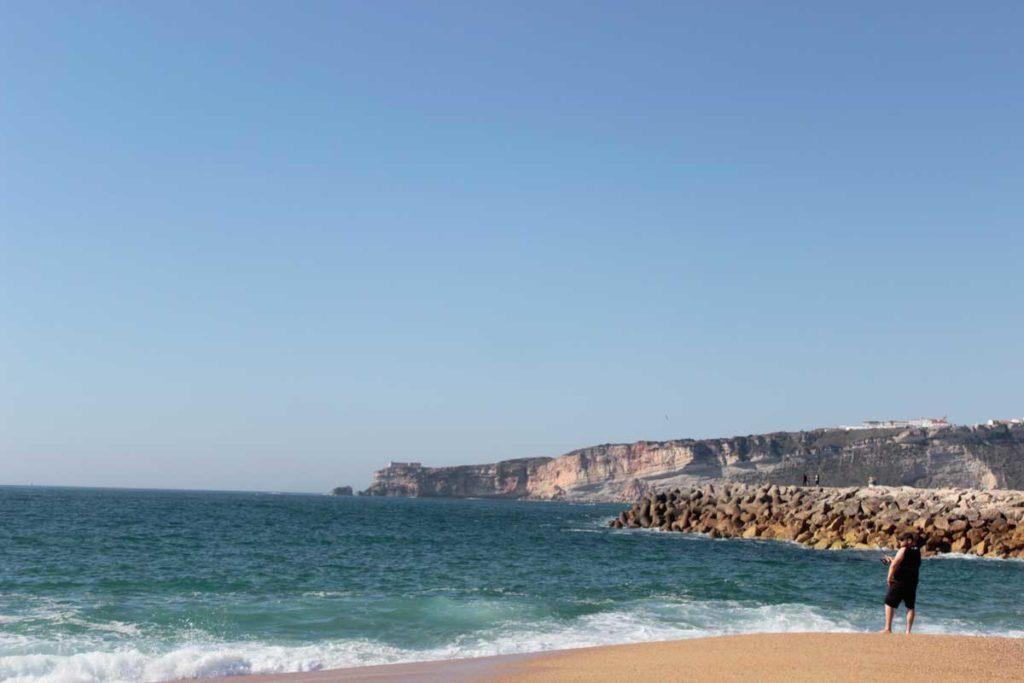 Praia Nazaré