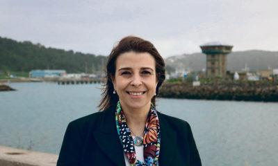 Secretária de Estado Teresa Celho