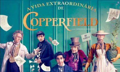 Vida Extraordinária David Copperfield
