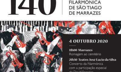 140 anos Filarmónica Marrazes