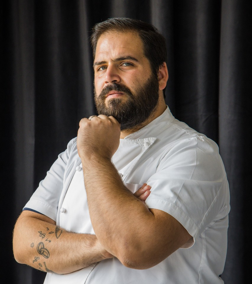 Chef Nuno Gonçalves