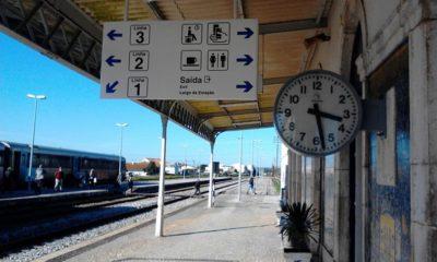 Estação de Comboios Leiria