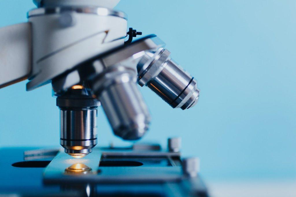 Laboratório investigação