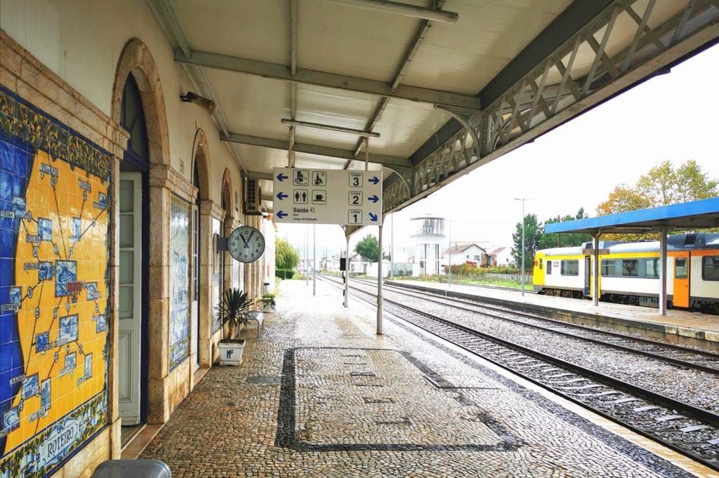 Estação ferroviária de Leiria