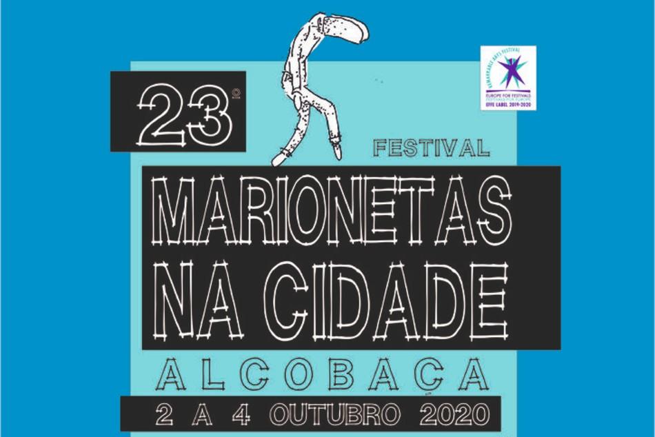 Marionetas na Cidade Alcobaça outubro 2020