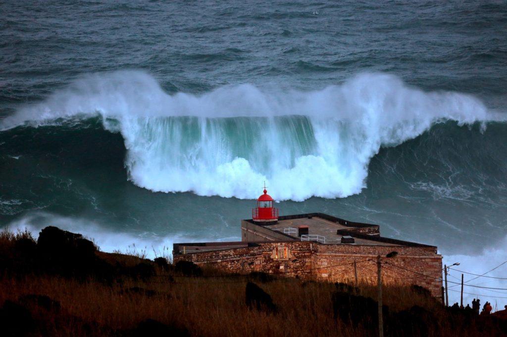 Nazaré Praia do Norte