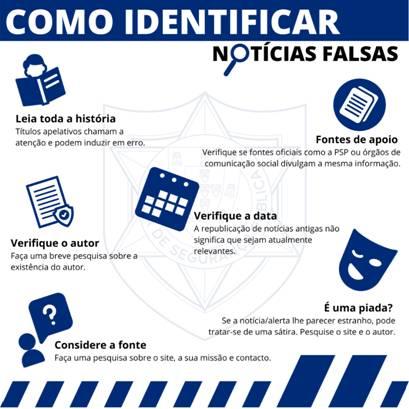 PSP Noticias Falsas