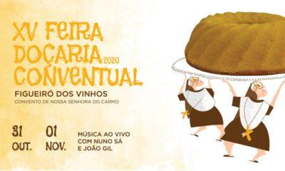 XV Feira Doçaria Conventual de Figueiró Vinhos