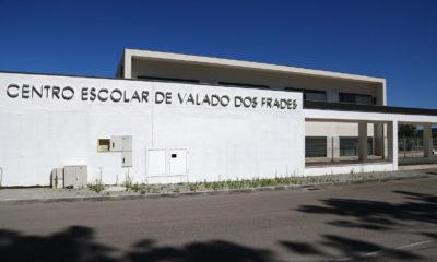 Centro Escolar Valar dos Frandes, Nazaré