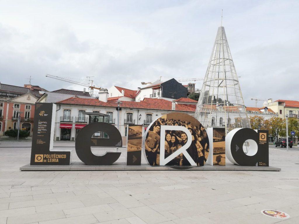 Leiria lettering IPL Natal