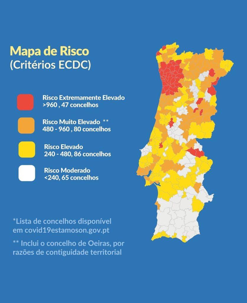 Mapa Risco Governo