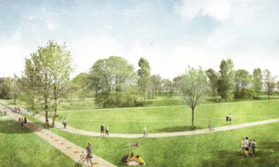 Parque verde Santa Clara