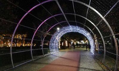 Túnel de Luz, Leiria