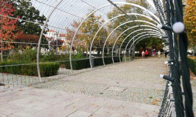 Túnel Natal Leiria