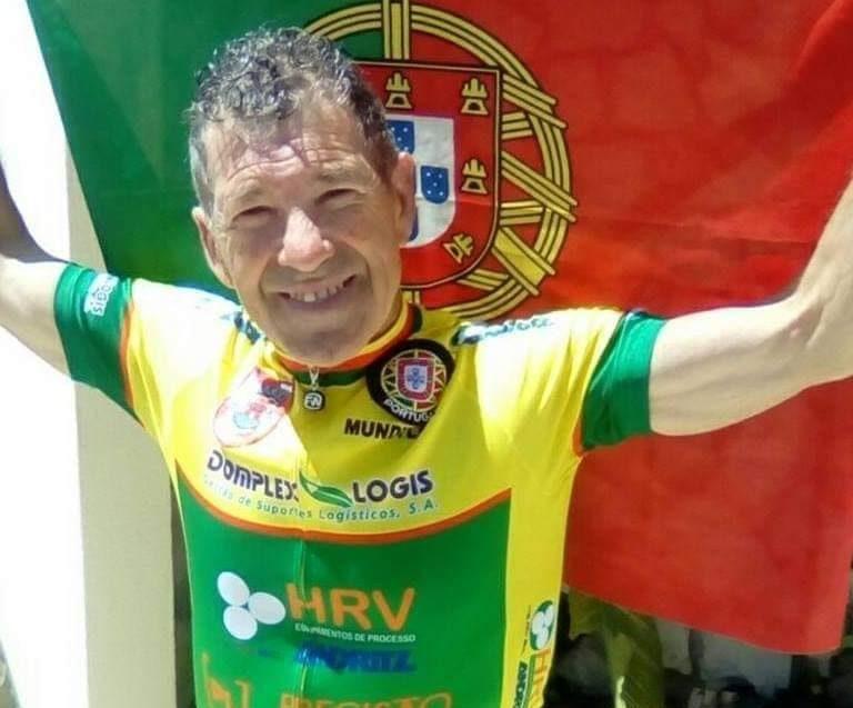 Ciclista Carlos Vieira