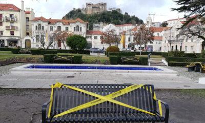 Castelo pandemia