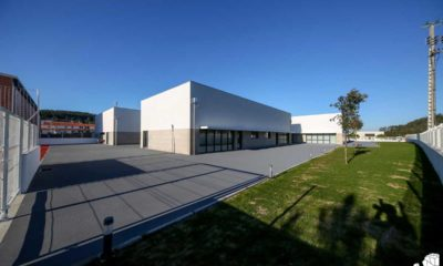Centro escolar Famalicão