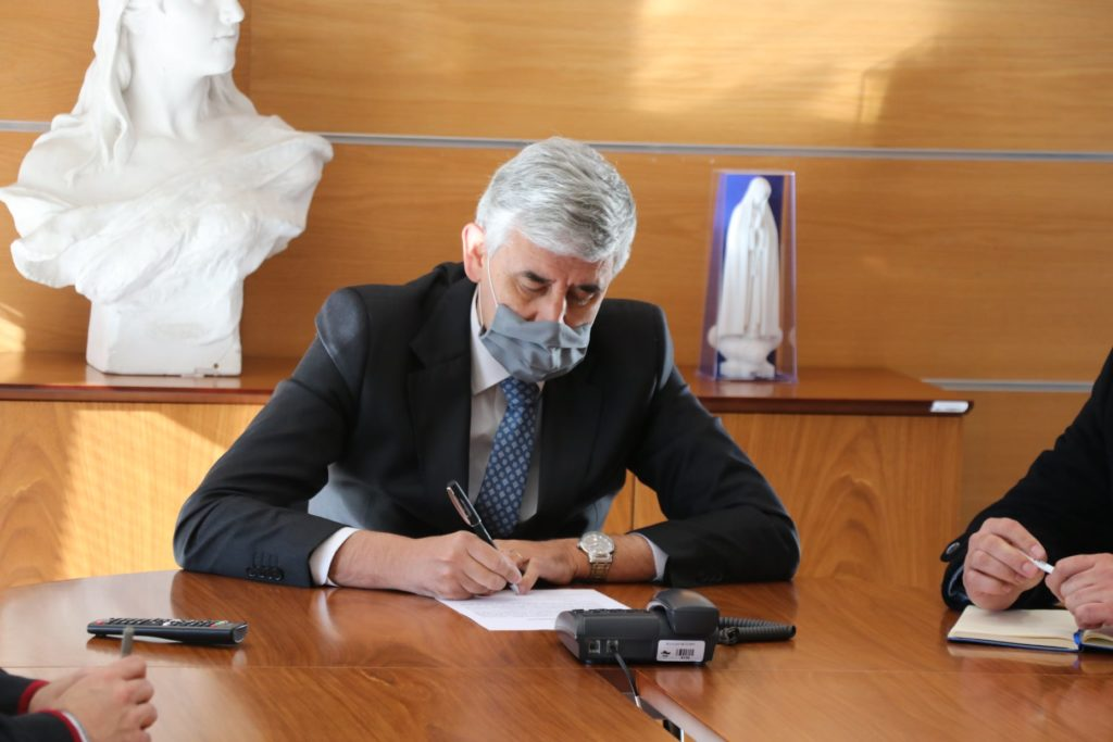 Presidente Luís Albuquerque