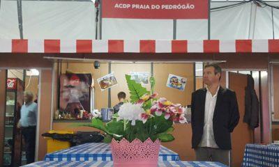 Ex presidente Académico Luís Pinto