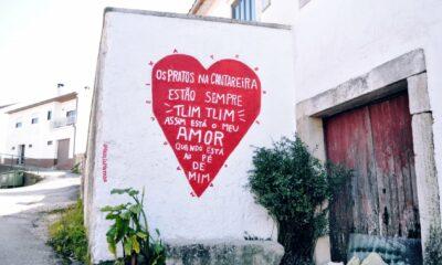 Aldeia Pintada Coração