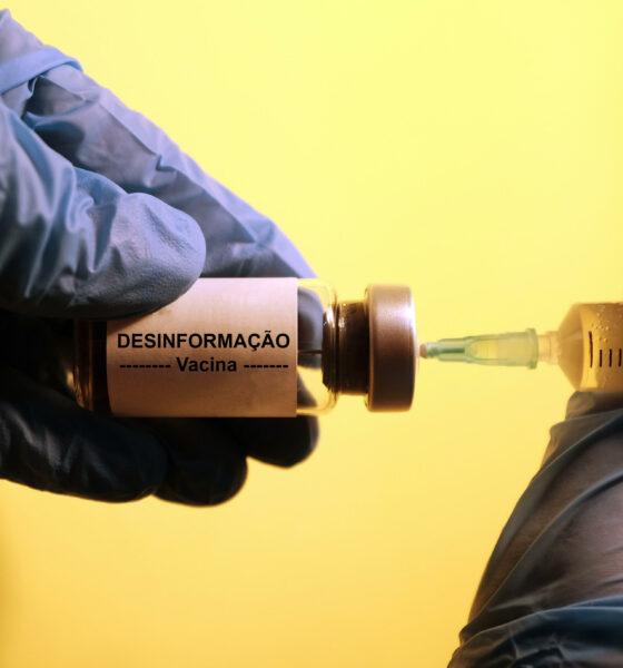 Uma vacina contar a Desinformação - Nuno Teixeira