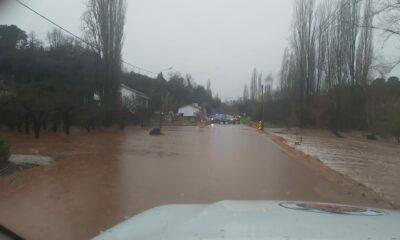 inundação Alcobaça