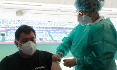 Vacinação Bombeiros