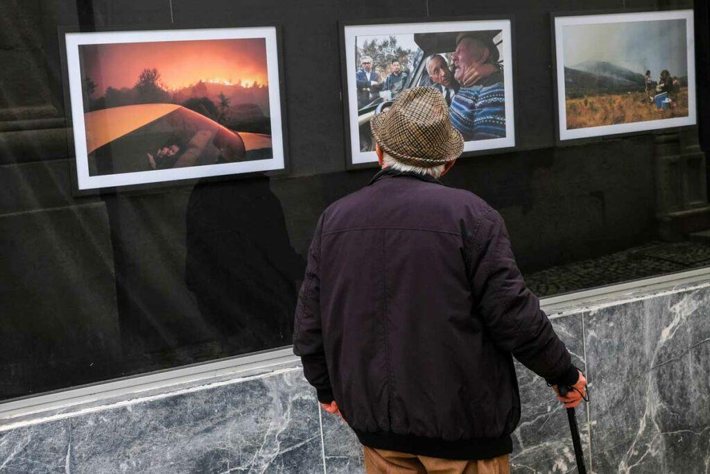 Exposição Café Central, Leiria