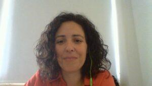 Geóloga Ana Gomes