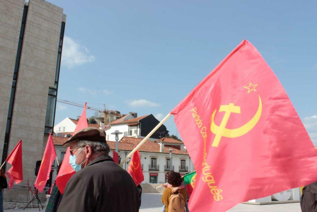 PCP 100 anos Leiria
