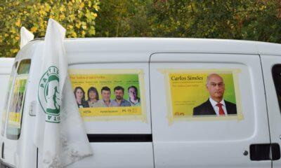 Campanha de Carlos Simões nas Eleições Autárquicas 2017 / Facebook Carlos Simões - Candidato