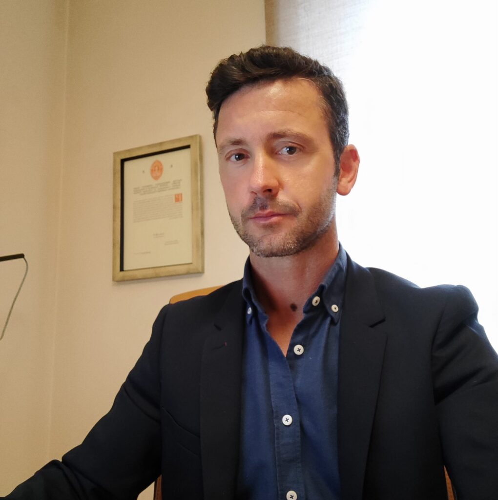 Candidato Hugo Morgado