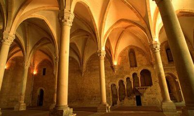 Foto: Interior Mosteiro de Alcobaça