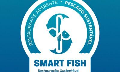 Símbolo Smart Fish - Restauração Sustentável