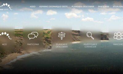 Website Geoparque