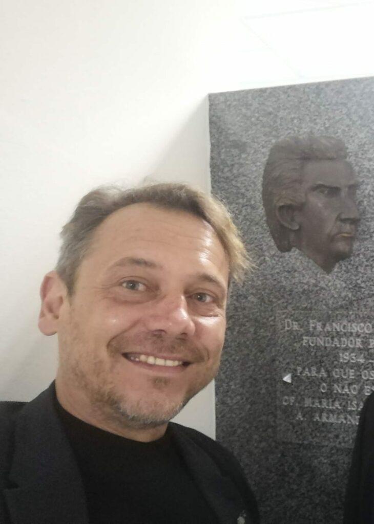 Candidato Luís Santana